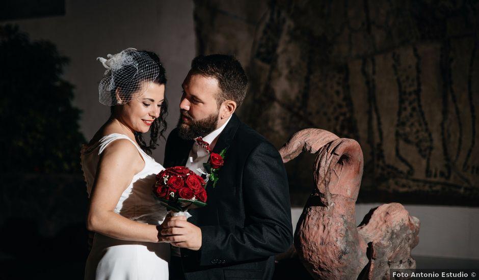 La boda de Víctor y Cathy en Candelaria, Santa Cruz de Tenerife
