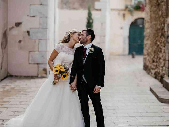 La boda de Marta y Edu