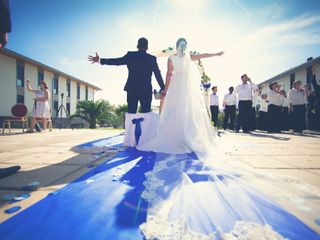 La boda de Elizabet   y Jonathan