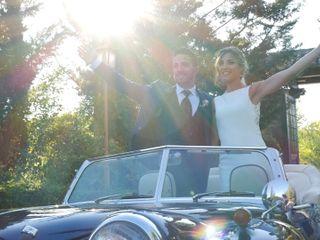 La boda de Giulia y Raul