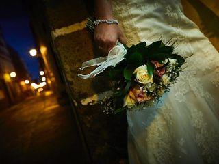 La boda de Raquel y Cathaysa  1