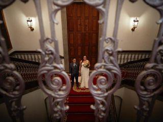 La boda de Raquel y Cathaysa