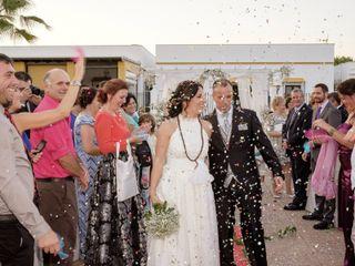 La boda de Mari Ángeles y Antonio