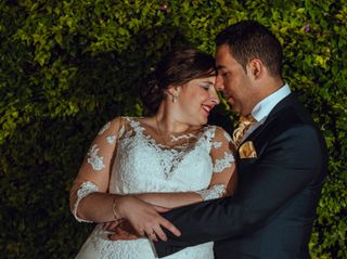 La boda de Olimpia y Cristobal
