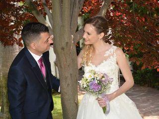 La boda de Eva y Ferran 1