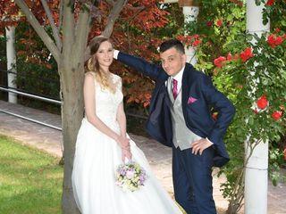 La boda de Eva y Ferran