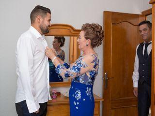 La boda de Puri y José 2