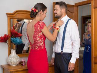 La boda de Puri y José 3