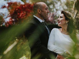 La boda de Marta y Jose Manuel