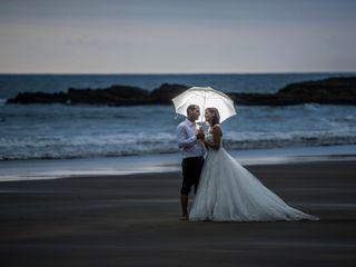 La boda de Eneida y David 1