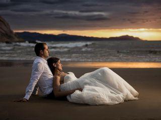 La boda de Eneida y David