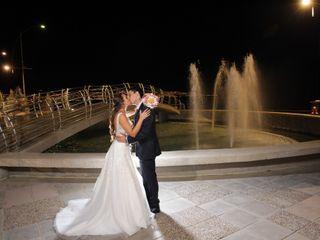 La boda de Magdalena  y Cristian