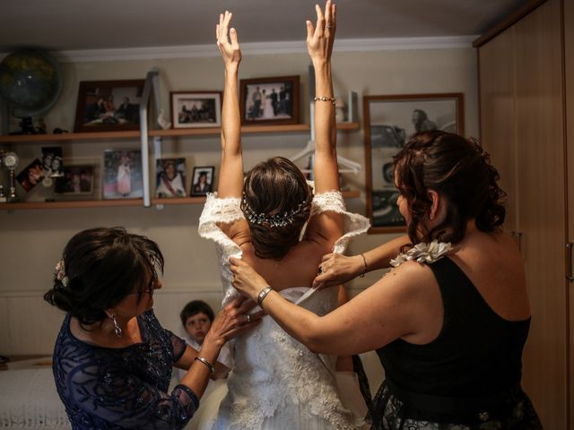 La boda de Jordi y Aida en Xerta, Tarragona 8
