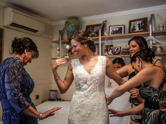 La boda de Jordi y Aida en Xerta, Tarragona 9