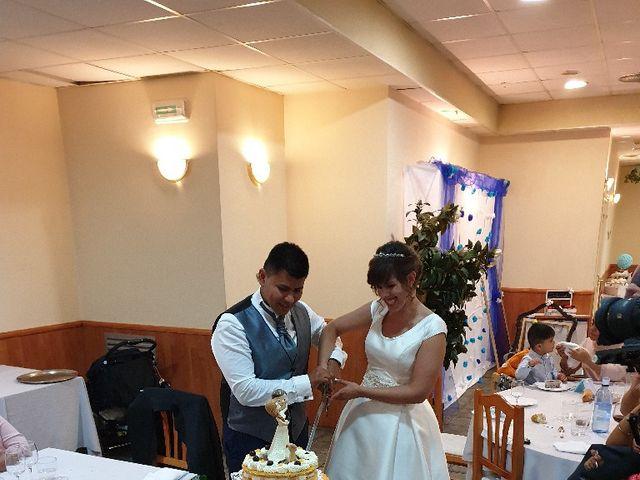 La boda de Jonathan   y Elizabet   en Ciriza, Navarra 3