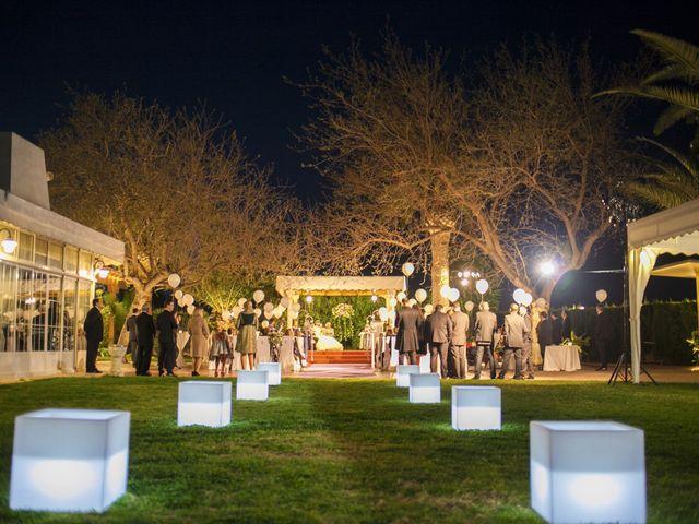 La boda de Salva y Sandra en Gandia, Valencia 17