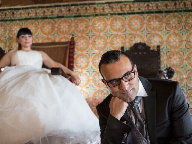La boda de Salva y Sandra en Gandia, Valencia 38