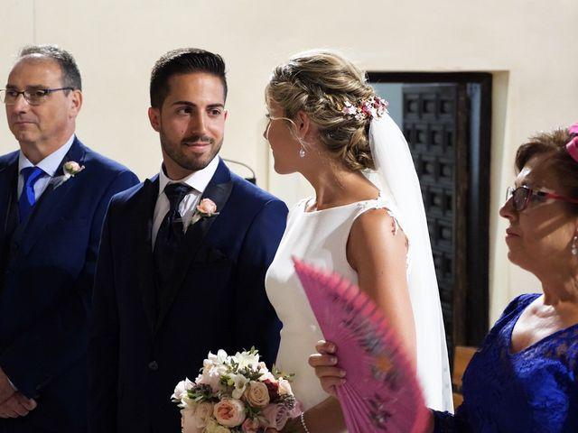 La boda de Raul y Giulia en San Agustin De Guadalix, Madrid 11