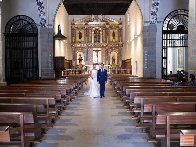La boda de Raul y Giulia en San Agustin De Guadalix, Madrid 12