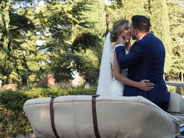 La boda de Raul y Giulia en San Agustin De Guadalix, Madrid 14