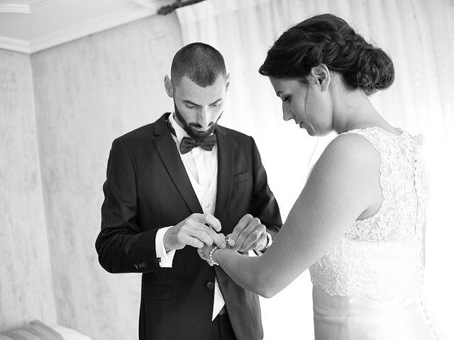 La boda de Jonathan y Agathe en Segovia, Segovia 9