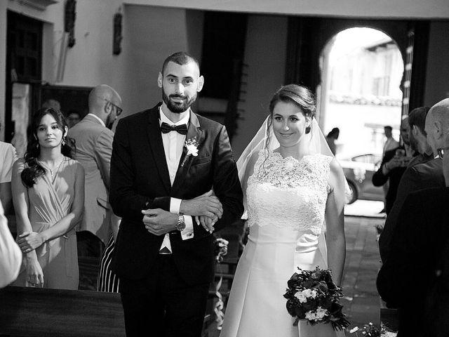 La boda de Jonathan y Agathe en Segovia, Segovia 18