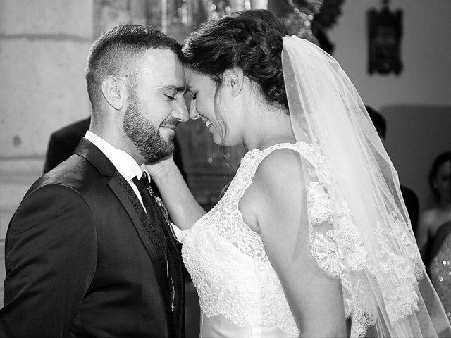 La boda de Jonathan y Agathe en Segovia, Segovia 19