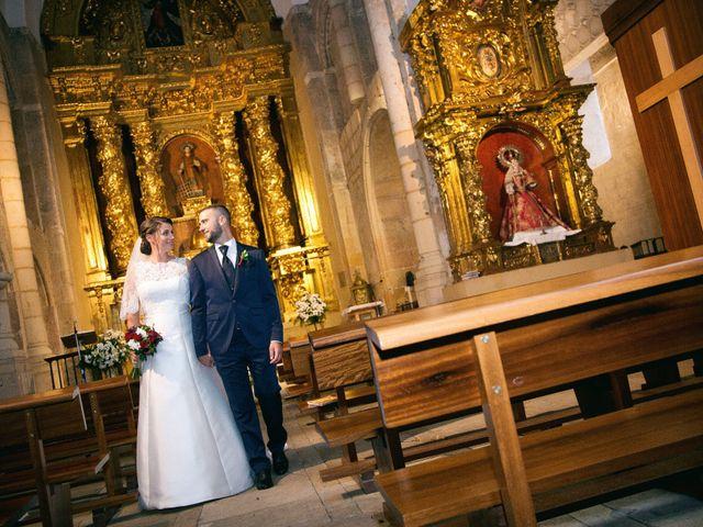La boda de Jonathan y Agathe en Segovia, Segovia 20