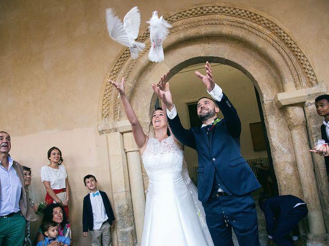 La boda de Jonathan y Agathe en Segovia, Segovia 21