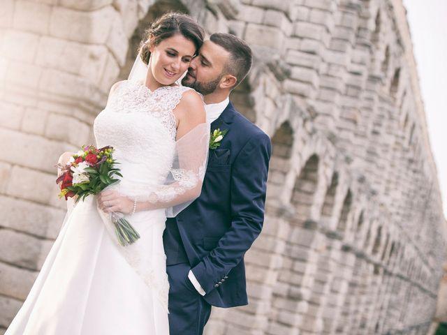 La boda de Jonathan y Agathe en Segovia, Segovia 22