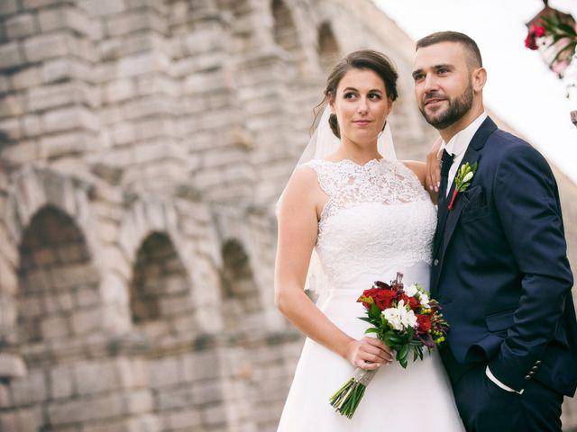 La boda de Jonathan y Agathe en Segovia, Segovia 23
