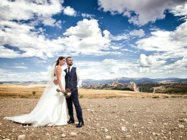 La boda de Jonathan y Agathe en Segovia, Segovia 24