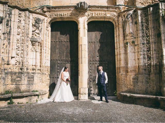La boda de Jonathan y Agathe en Segovia, Segovia 25