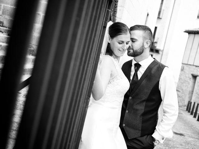 La boda de Jonathan y Agathe en Segovia, Segovia 26