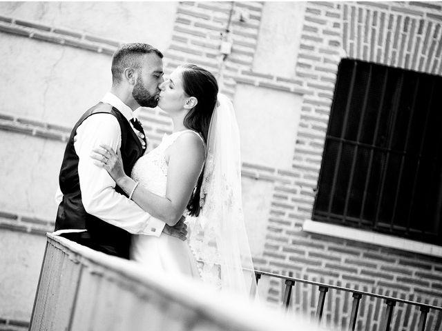 La boda de Jonathan y Agathe en Segovia, Segovia 27