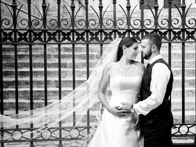 La boda de Jonathan y Agathe en Segovia, Segovia 28