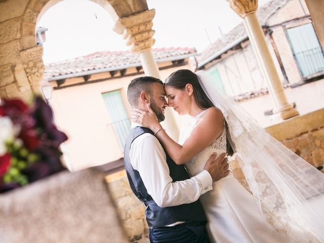 La boda de Jonathan y Agathe en Segovia, Segovia 29