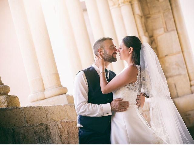 La boda de Jonathan y Agathe en Segovia, Segovia 30
