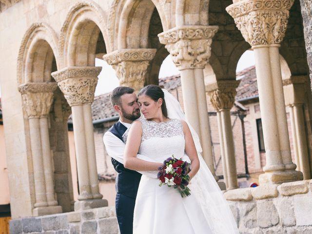 La boda de Jonathan y Agathe en Segovia, Segovia 31