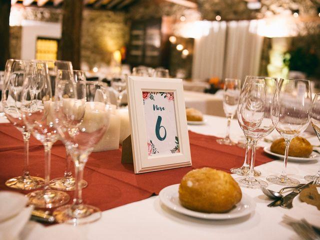 La boda de Jonathan y Agathe en Segovia, Segovia 40