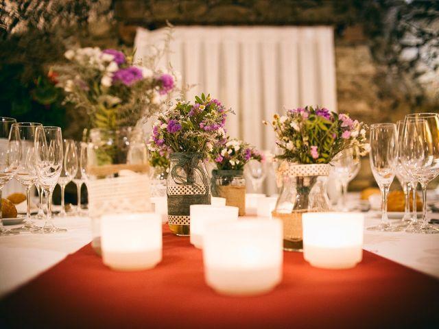 La boda de Jonathan y Agathe en Segovia, Segovia 41