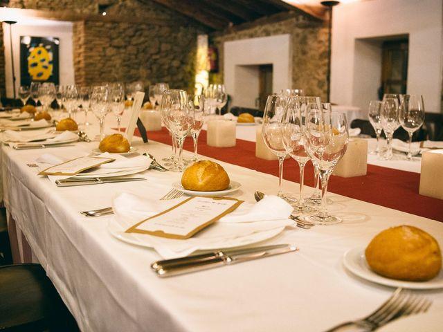 La boda de Jonathan y Agathe en Segovia, Segovia 42