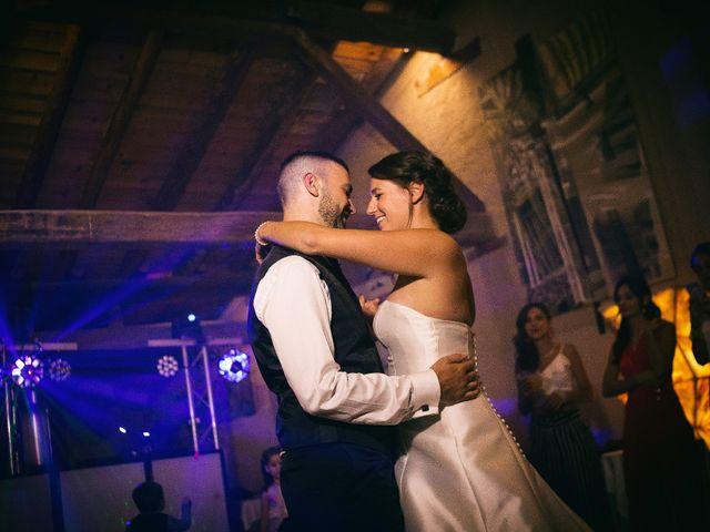 La boda de Jonathan y Agathe en Segovia, Segovia 44