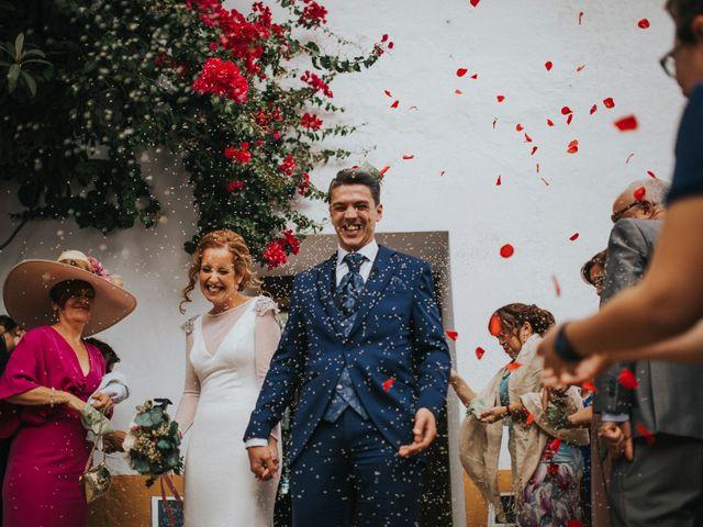 La boda de Joaquín y Aida en Alcala De Guadaira, Sevilla 123