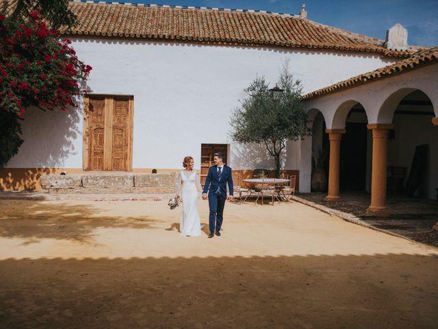La boda de Joaquín y Aida en Alcala De Guadaira, Sevilla 136