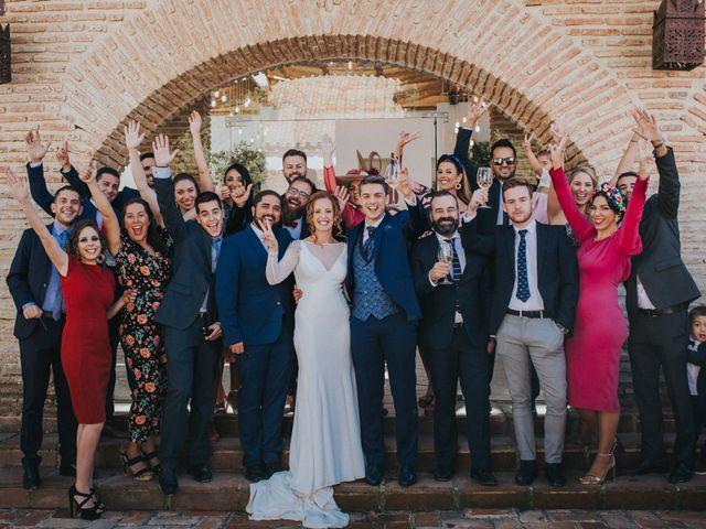 La boda de Joaquín y Aida en Alcala De Guadaira, Sevilla 182