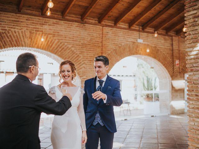 La boda de Joaquín y Aida en Alcala De Guadaira, Sevilla 191
