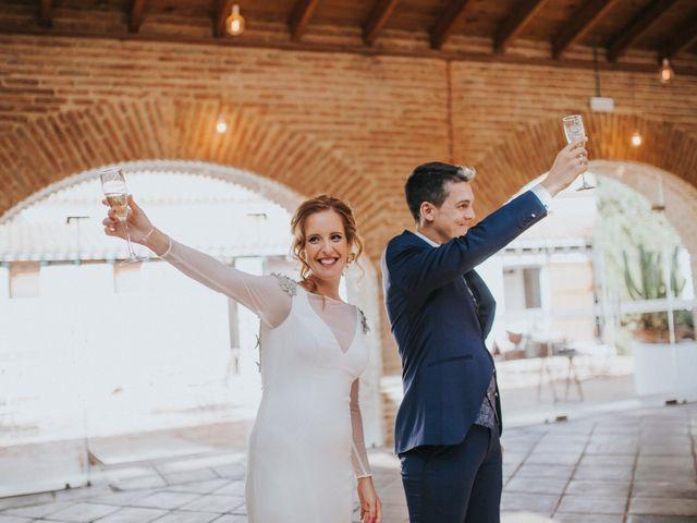 La boda de Joaquín y Aida en Alcala De Guadaira, Sevilla 193