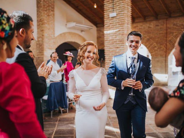 La boda de Joaquín y Aida en Alcala De Guadaira, Sevilla 194