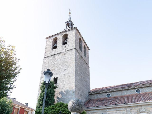 La boda de Jesús y Nieves en Galapagar, Madrid 23